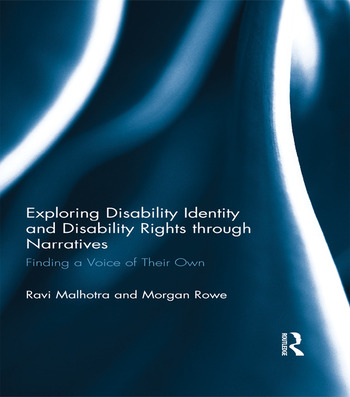Exploring Disability Identity and Disability Rights through Narratives Finding a Voice of Their Own book cover