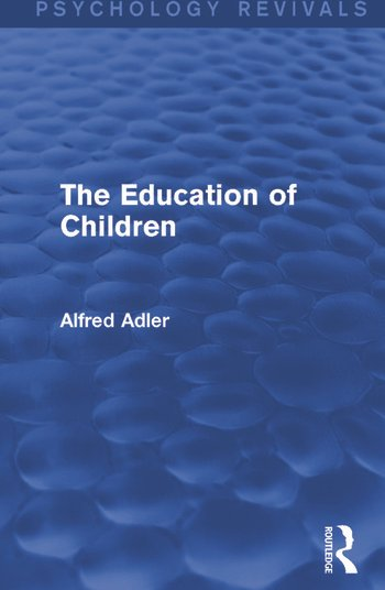 The Education of Children book cover