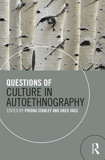 Questions of Culture in Autoethnography book cover