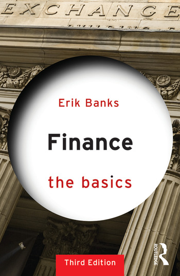 Finance: The Basics book cover