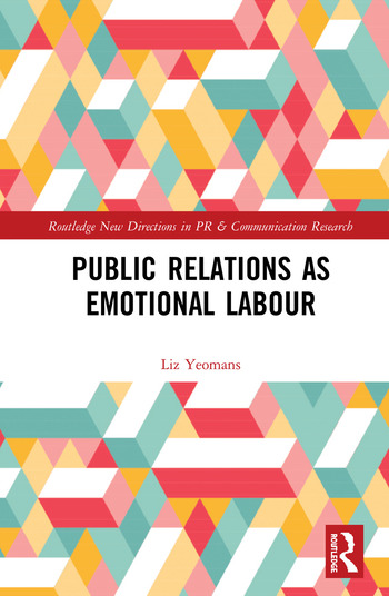 Public Relations as Emotional Labour book cover