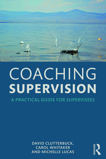 Coaching Supervision A Practical Guide for Supervisees book cover
