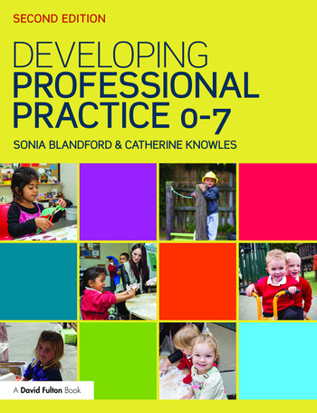 Developing Professional Practice 0-7 book cover