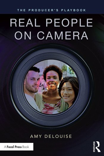 The Producer's Playbook: Real People on Camera Directing and Working with Non-Actors book cover