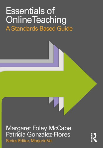 Essentials of Online Teaching A Standards-Based Guide book cover