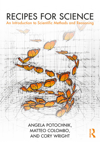 Recipes for Science An Introduction to Scientific Methods and Reasoning book cover