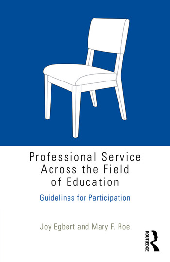 Professional Service Across the Field of Education Guidelines for Participation book cover