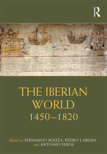 The Iberian World 1450–1820 book cover