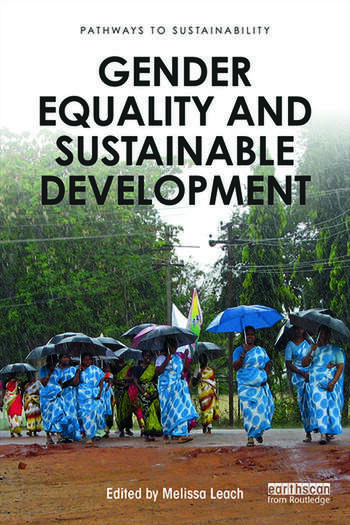 Gender Equality and Sustainable Development book cover