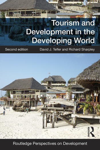 Tourism and Development in the Developing World book cover