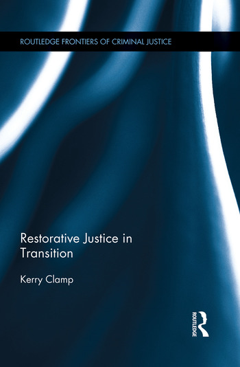 Restorative Justice in Transition book cover