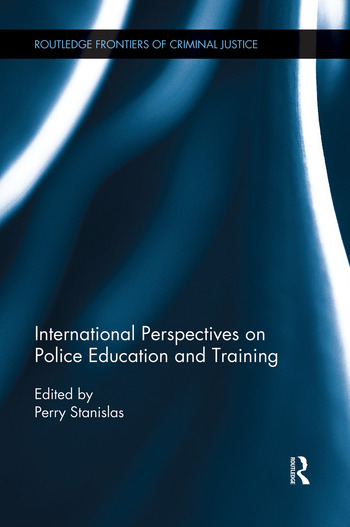 International Perspectives on Police Education and Training book cover