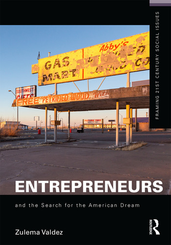 Entrepreneurs and the Search for the American Dream book cover