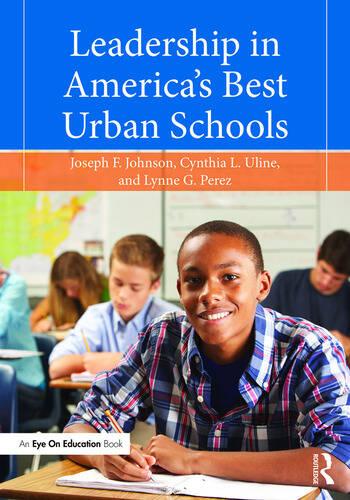 Leadership in America's Best Urban Schools book cover