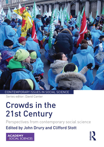 Crowds in the 21st Century Perspectives from contemporary social science book cover