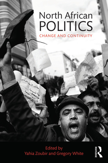 North African Politics Change and continuity book cover