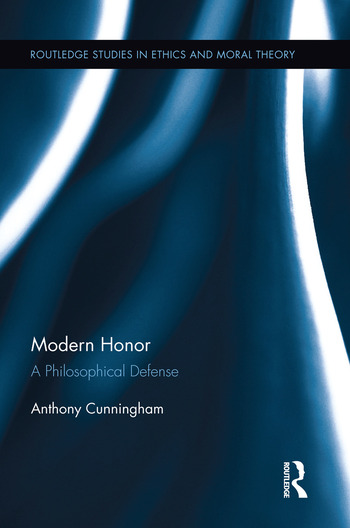 Modern Honor A Philosophical Defense book cover