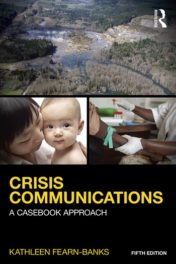 Crisis Communications A Casebook Approach book cover