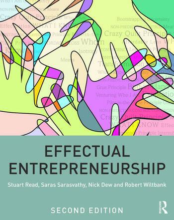 Effectual Entrepreneurship book cover