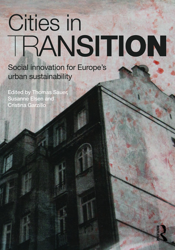 Cities in Transition Social Innovation for Europe's Urban Sustainability book cover