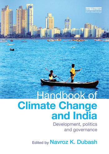 Handbook of Climate Change and India Development, Politics and Governance book cover