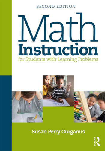 Math Instruction for Students with Learning Problems book cover
