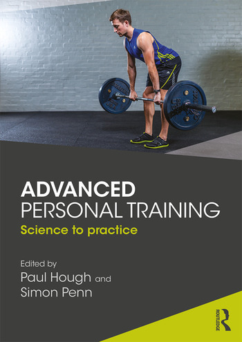 Advanced Personal Training Science to practice book cover