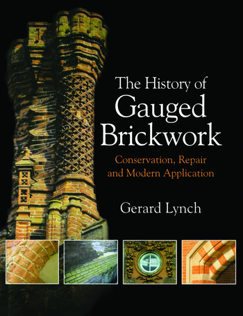 The History of Gauged Brickwork book cover