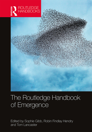 The Routledge Handbook of Emergence book cover