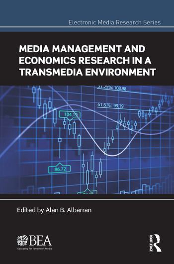 Media Management and Economics Research in a Transmedia Environment book cover