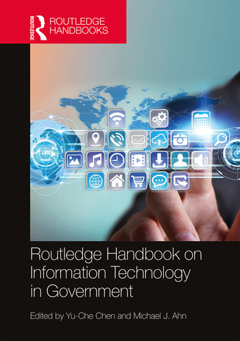 Routledge Handbook on Information Technology in Government book cover