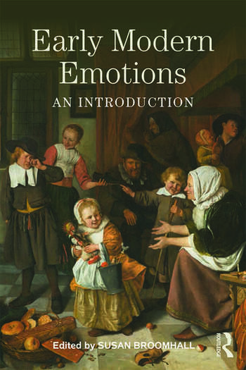 Early Modern Emotions An Introduction book cover