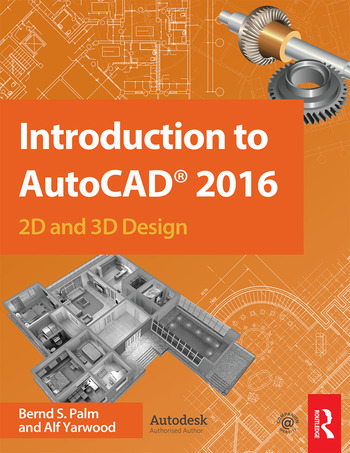 Introduction to AutoCAD 2016 2D and 3D Design book cover