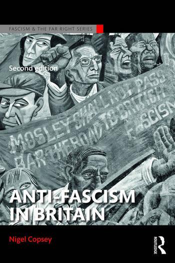 Anti-Fascism in Britain book cover