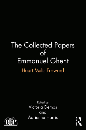The Collected Papers of Emmanuel Ghent Heart Melts Forward book cover