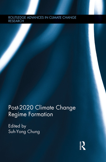 Post-2020 Climate Change Regime Formation book cover