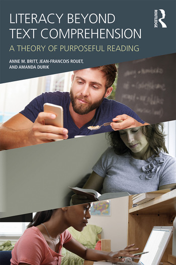 Literacy Beyond Text Comprehension A Theory of Purposeful Reading book cover