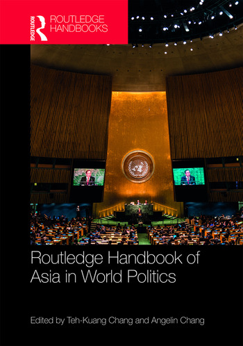 Routledge Handbook of Asia in World Politics book cover