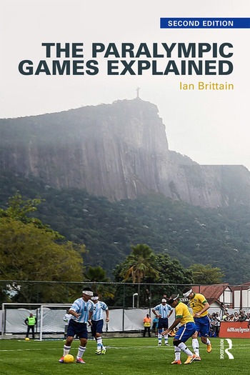 The Paralympic Games Explained Second Edition book cover