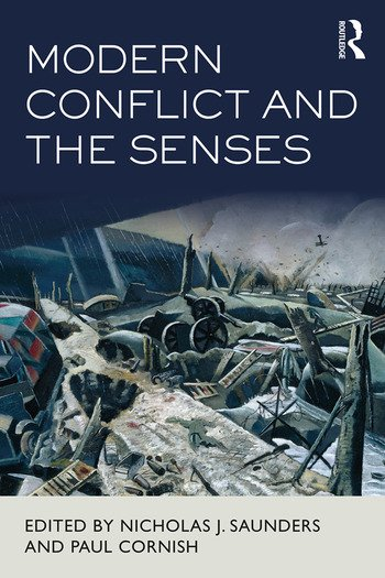 Modern Conflict and the Senses book cover