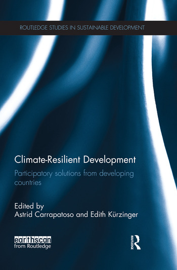 Climate-Resilient Development Participatory solutions from developing countries book cover