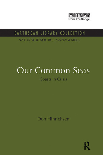 Our Common Seas Coasts in Crisis book cover
