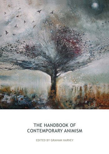 The Handbook of Contemporary Animism book cover