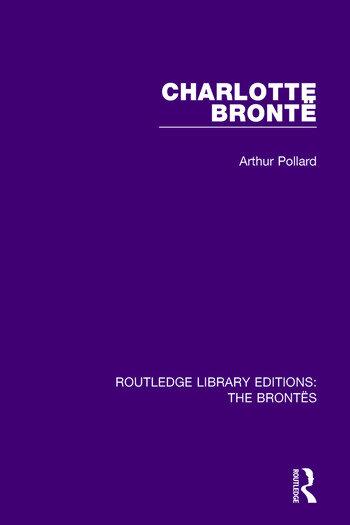 Charlotte Brontë book cover
