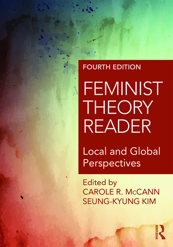 Feminist Theory Reader Local and Global Perspectives book cover