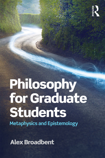 Philosophy for Graduate Students Metaphysics and Epistemology book cover