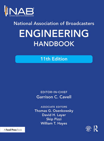 National Association of Broadcasters Engineering Handbook book cover