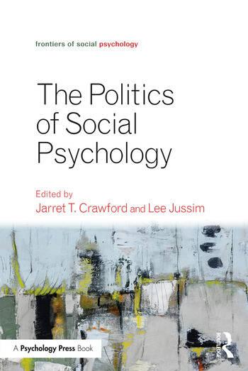 Politics of Social Psychology book cover