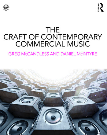 The Craft of Contemporary Commercial Music book cover