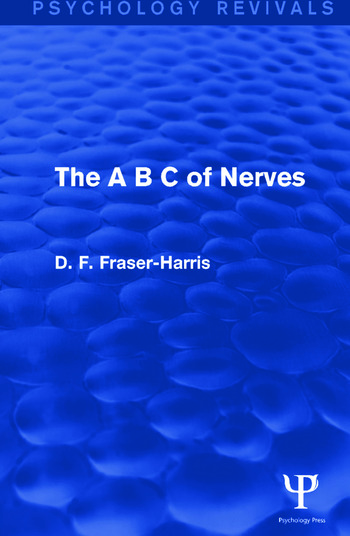 The A B C of Nerves book cover